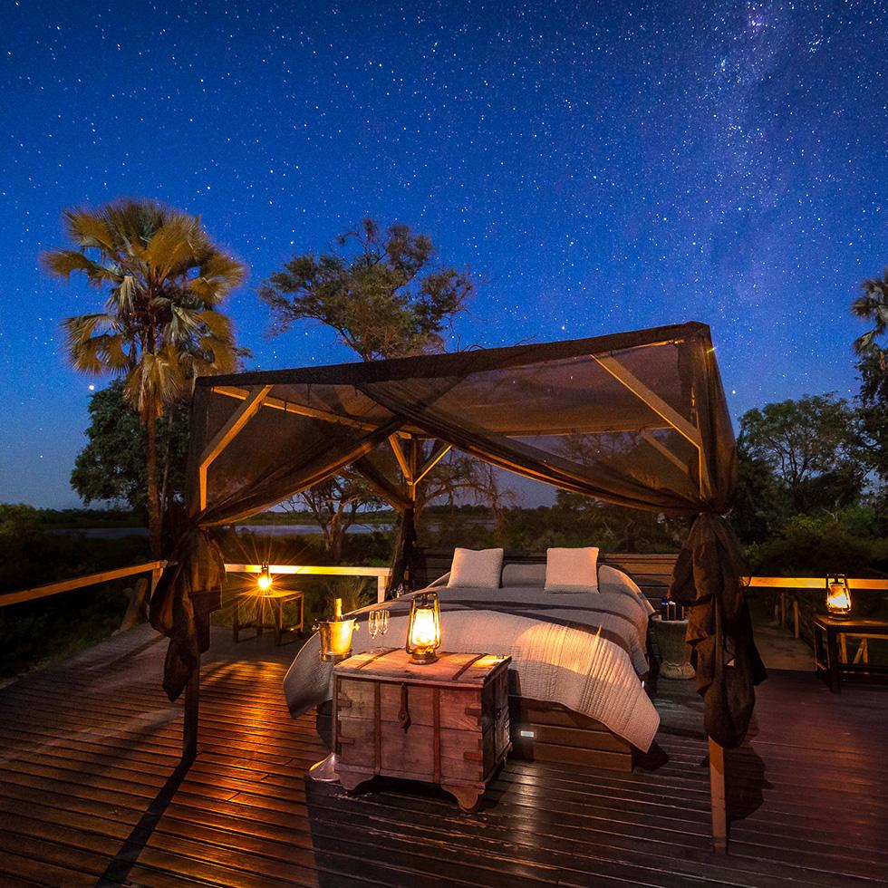 Abu Camp Safari - Botswana - Africa Travel