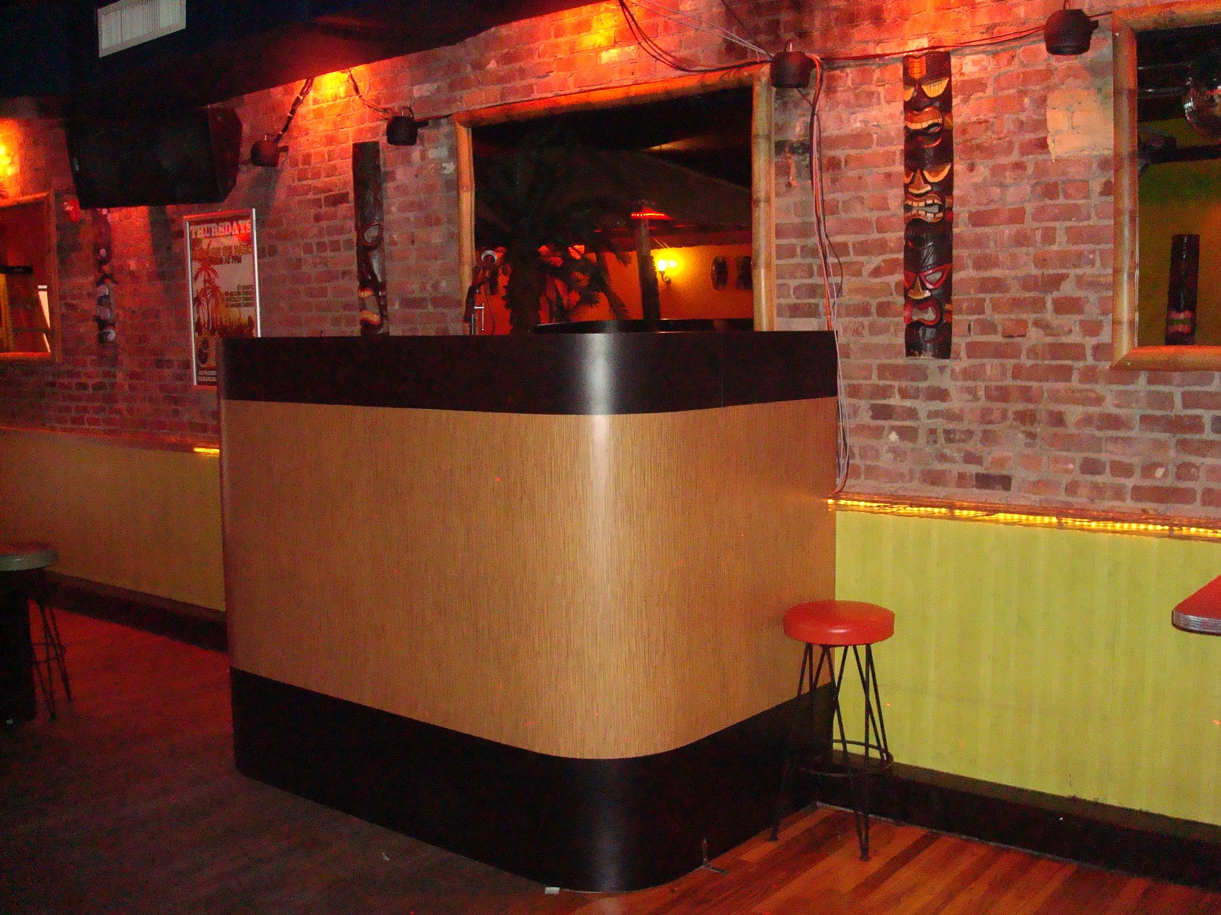 Bahamma Mamma's  Hoboken Custom DJ Booth 1.JPG