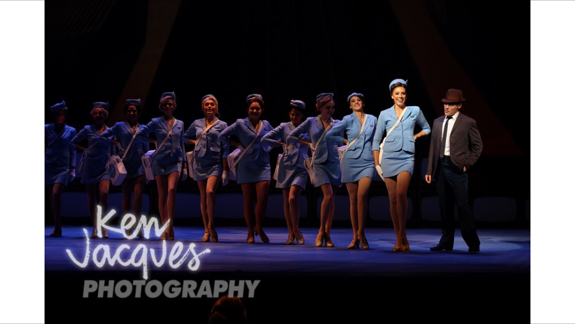 Catch Me If You Can  - 2014 Moonlight Amphitheatre