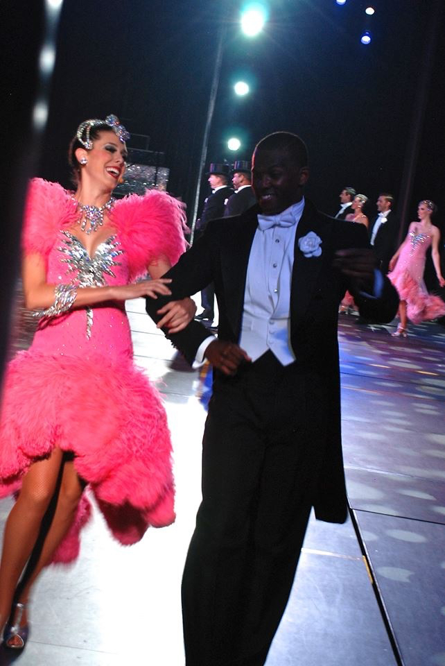Donn Arden's  Jubilee!  - 2013 Bally's Hotel & Casino, Las Vegas