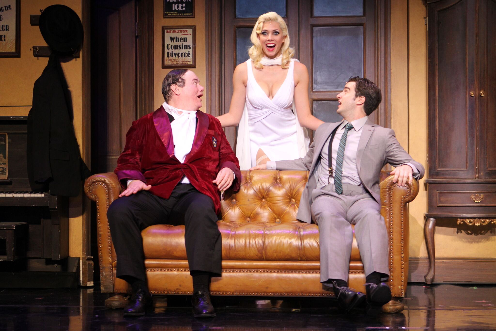 The Producers  - 2016 National Tour