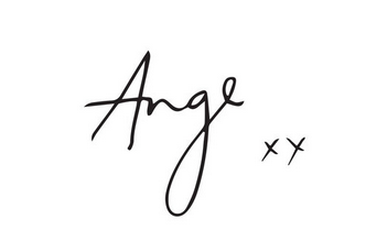 Ange signature
