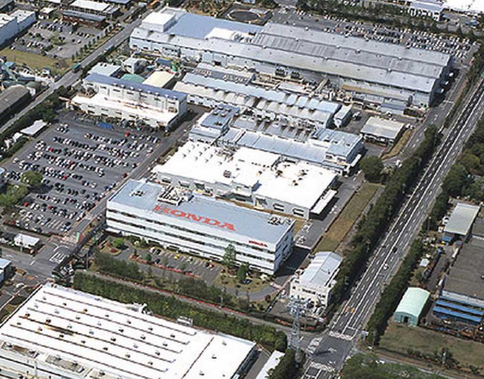2014(9月)本田技研工業様4工場にXI-090-5070を出荷