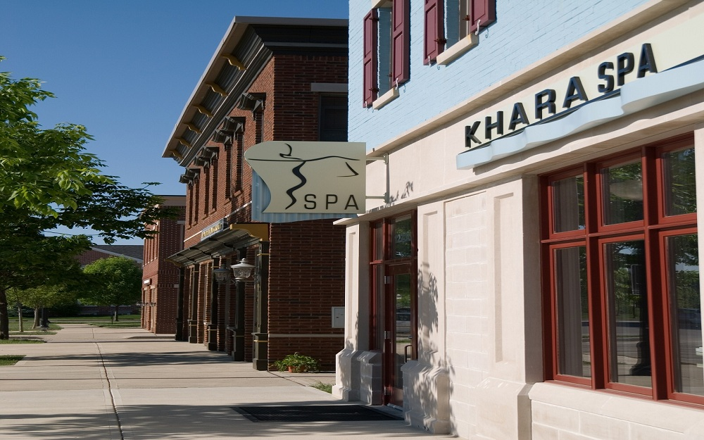 Khara Spa Exterior