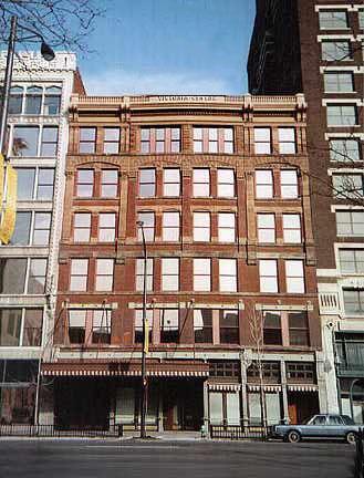 Copy of Lombard Building (1893) 22 E. Washington St.