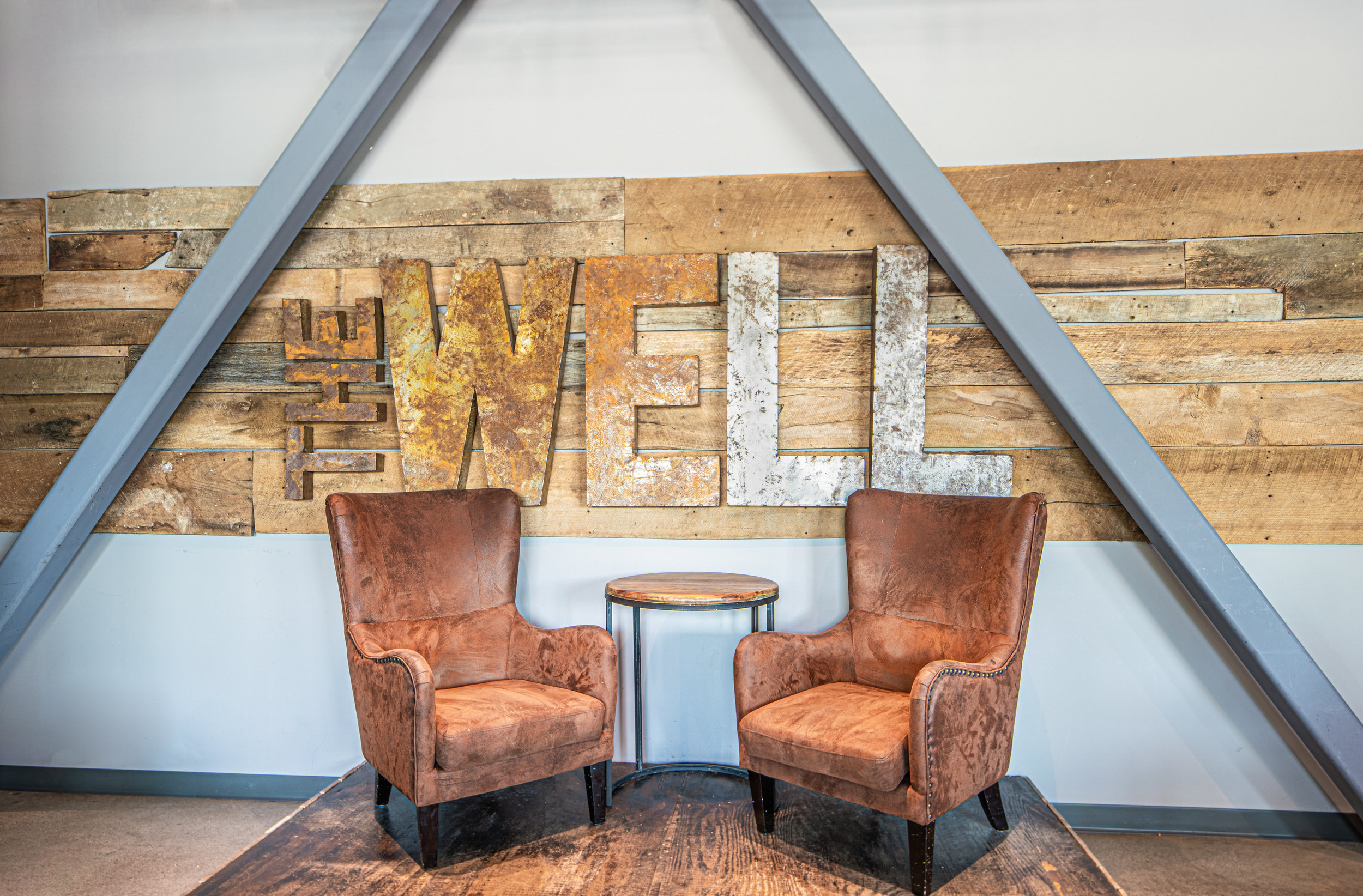 THE WELL COFFEEHOUSE, IN