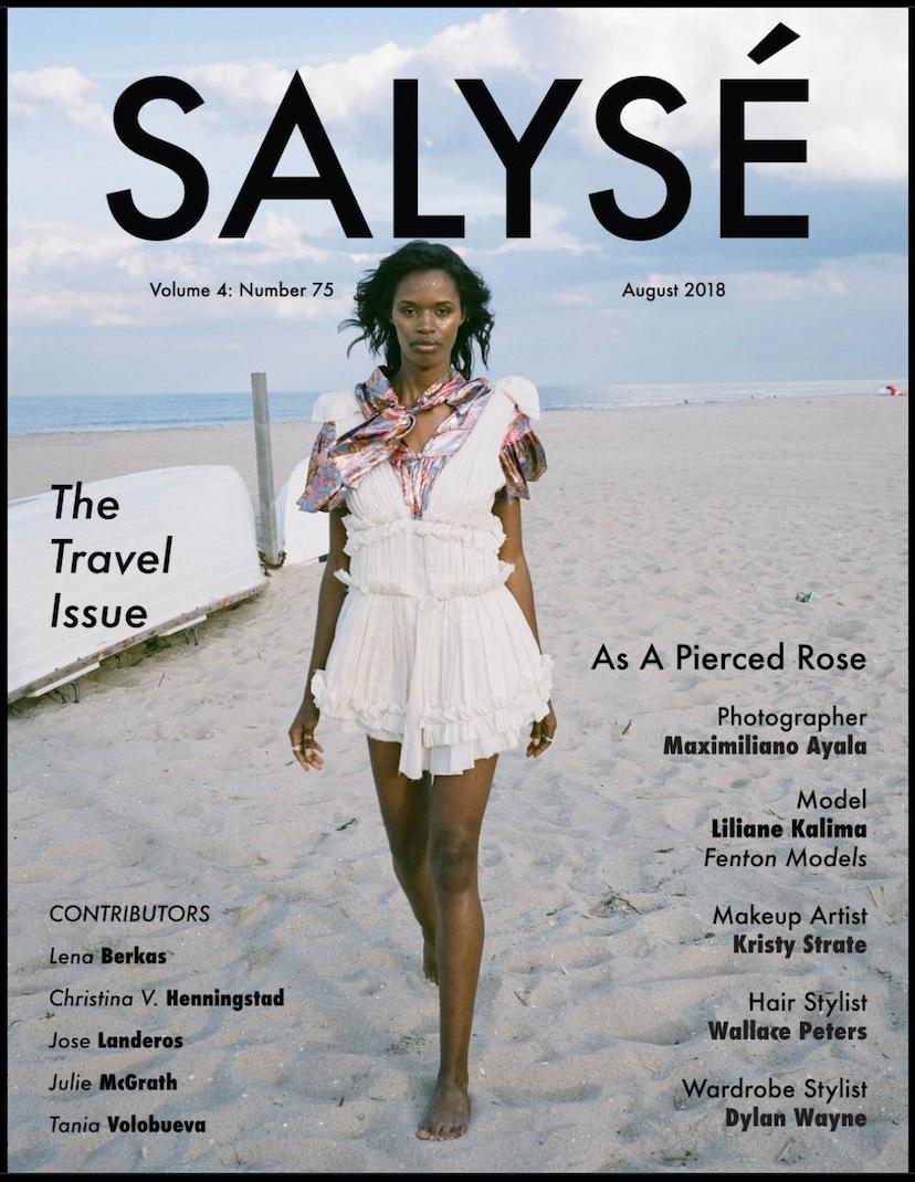 Salysé August 2018