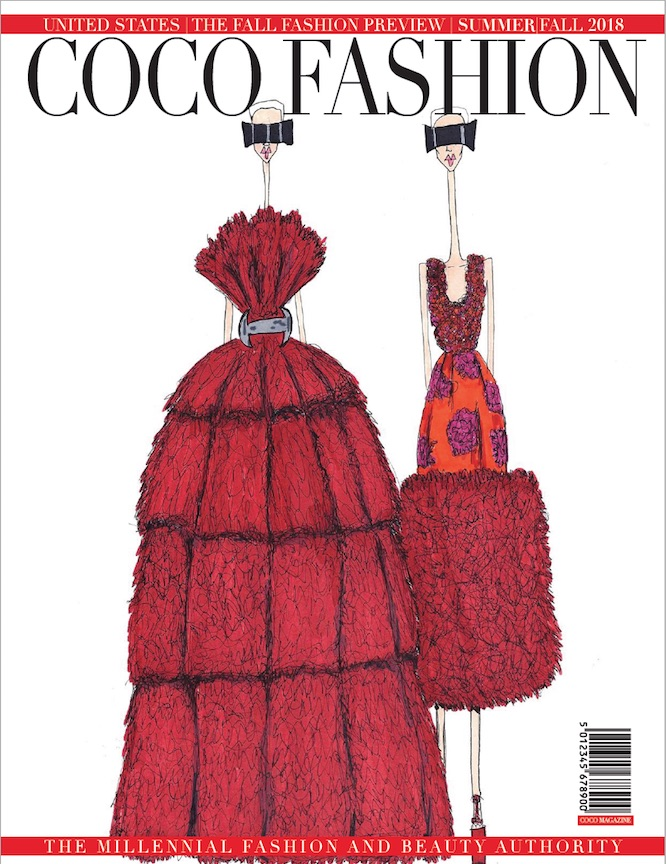 Coco Magazine Fall Fashion Preview