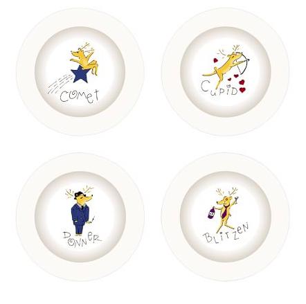 Dessert Plates - $49.50