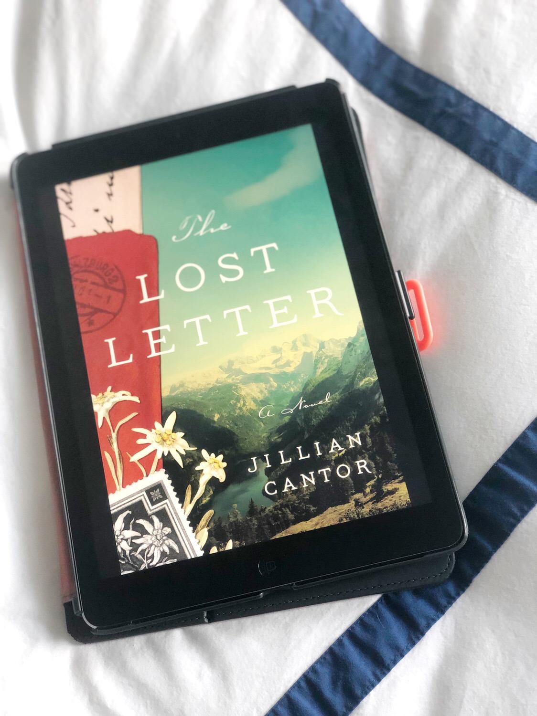 The Last Letter- Book Club Pick