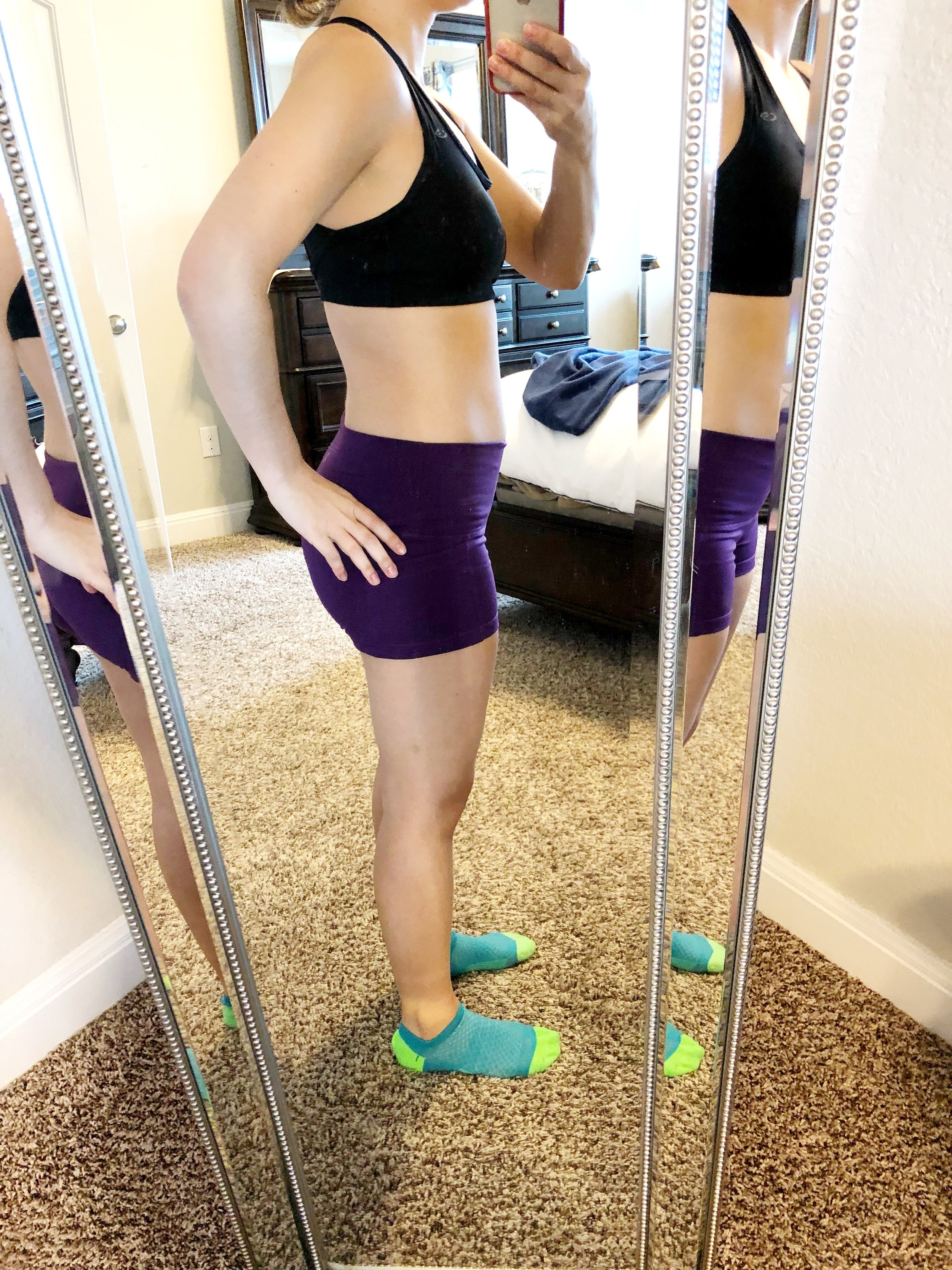 BBG Beginner Week 1 : 107 lbs