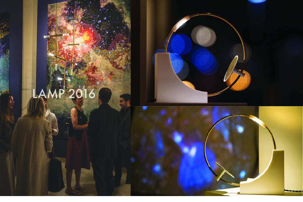 2016 November Geo-light (Top Ten Finalist) is exhibited with LAMP in Vancouver, Canada  more information visit:  http://www.welovelamp.ca/geolight/
