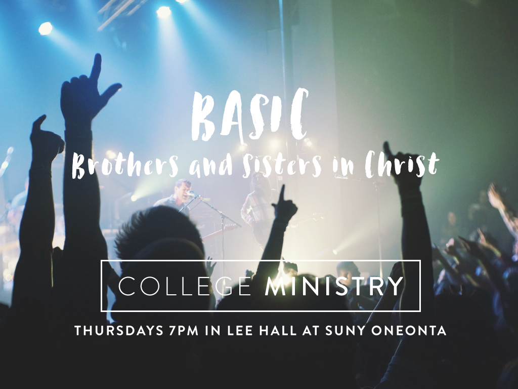 BASIC College Ministry
