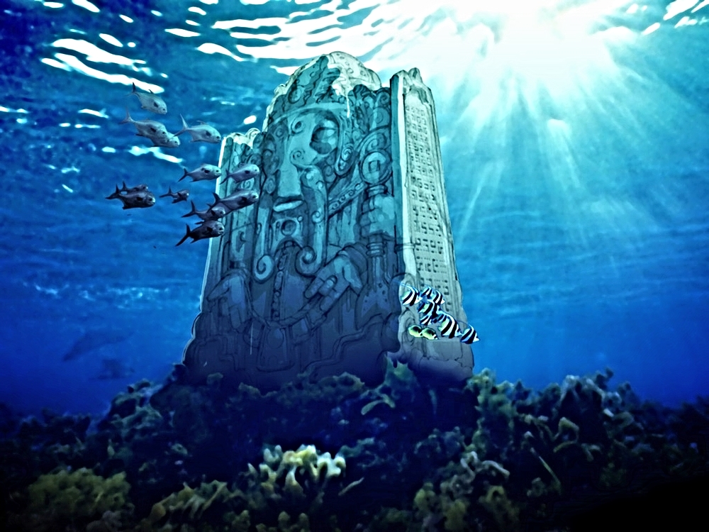Artificial Reef resort client design, God's of the Maya Project. Completion date 2017.Artificial tourism reef design and build.