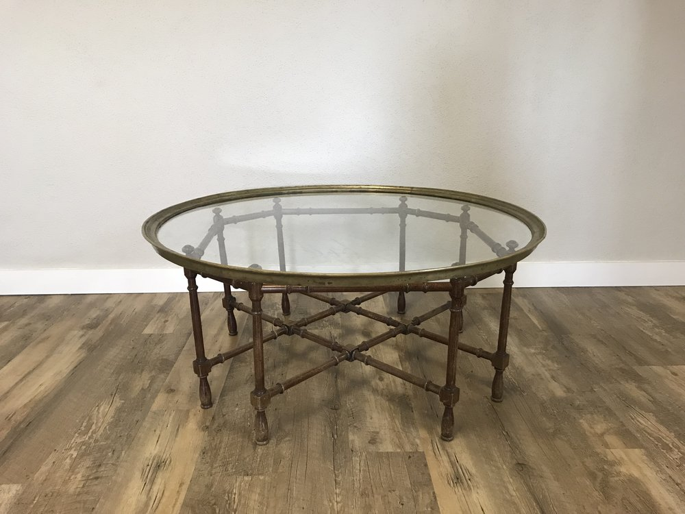 octavian coffee table