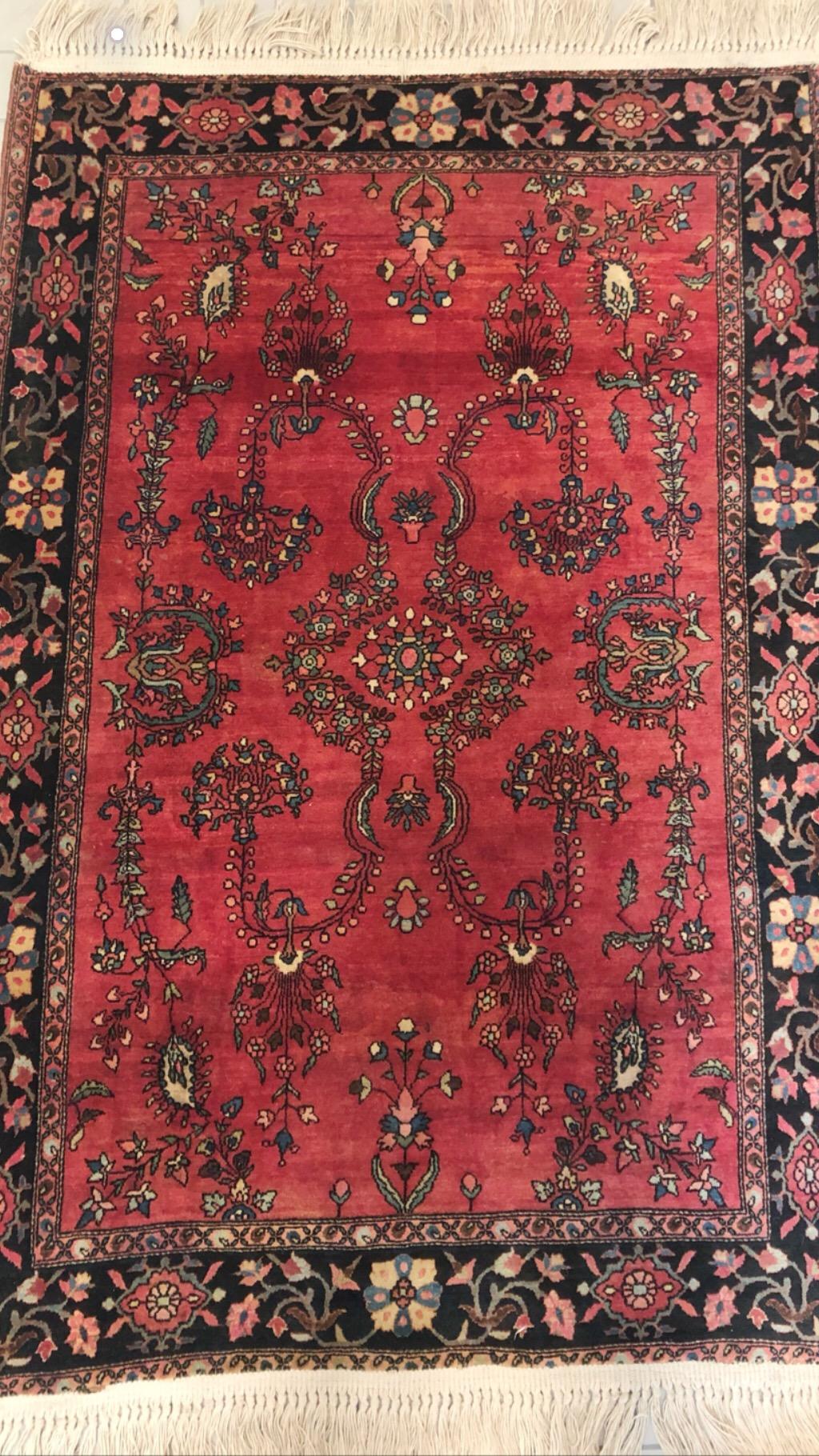 "rug #20 - 38' x 56"""
