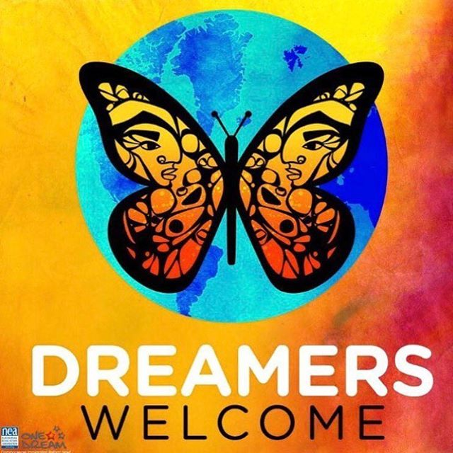 #nowmorethanever #daca #womenchefs #dreamers #defenddaca  we need you.  we support you.  we love you.