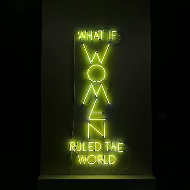 .⠀ .#thefutureisfemale #womeninthearts #yaelbartana ( #📷 @carolynrcooper
