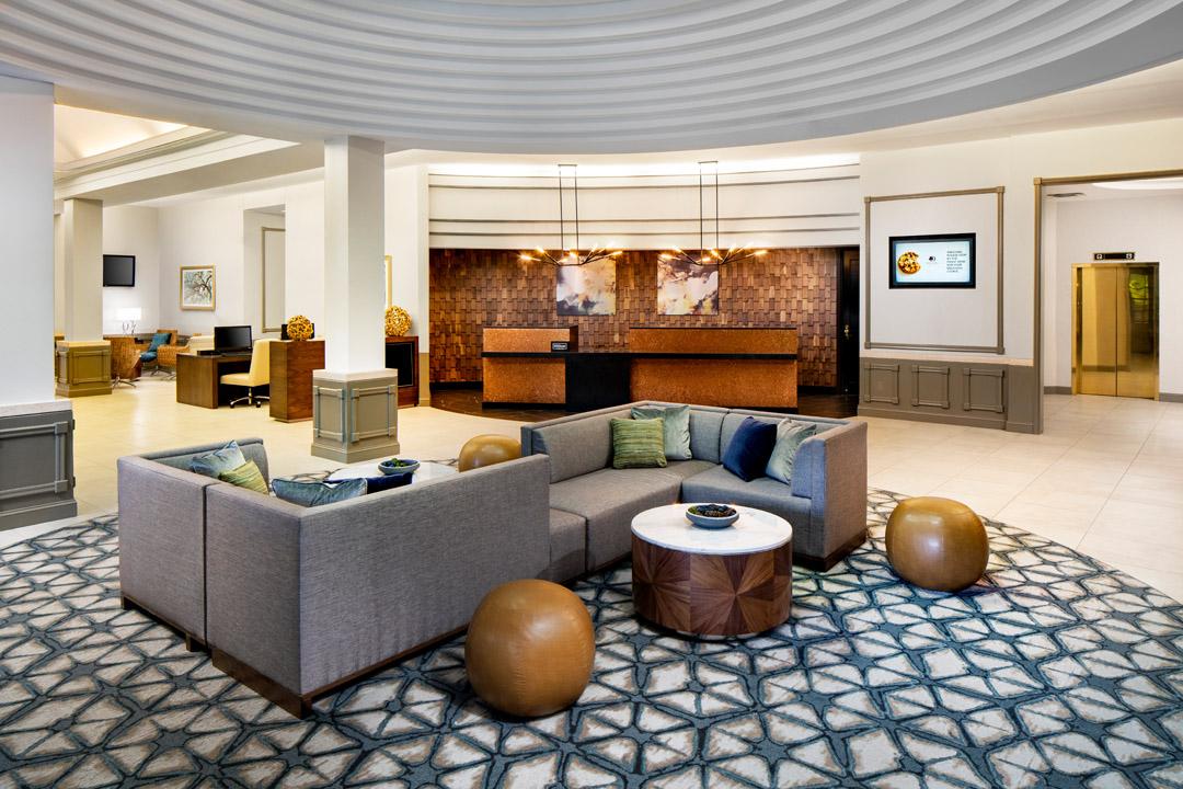 Hotel Lobby/Reception