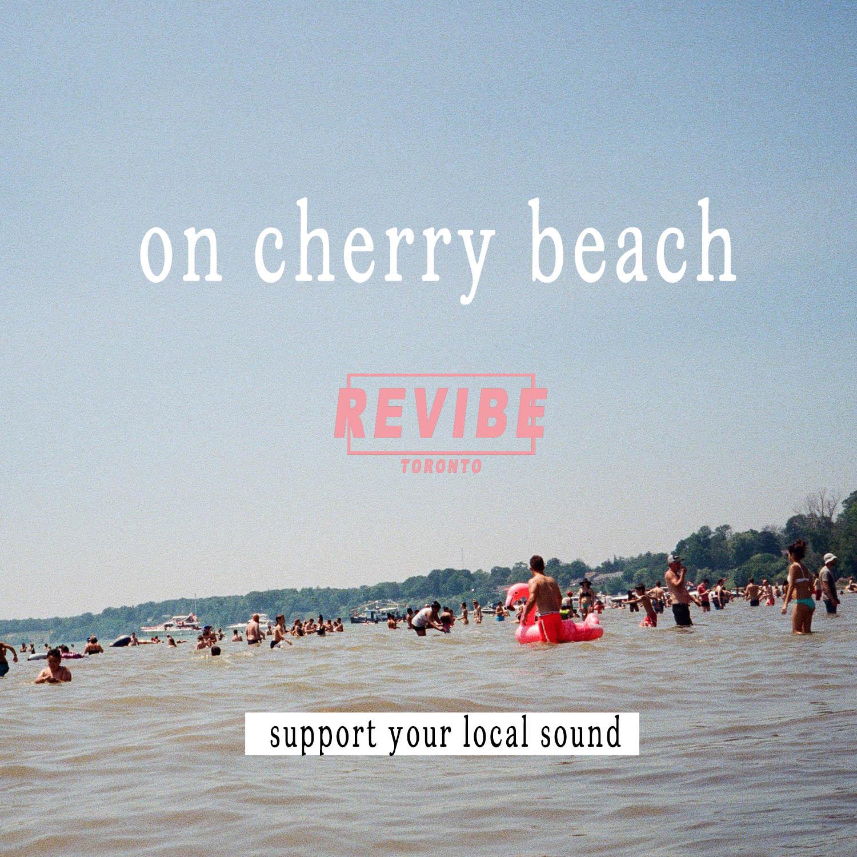 On Cherry Beach