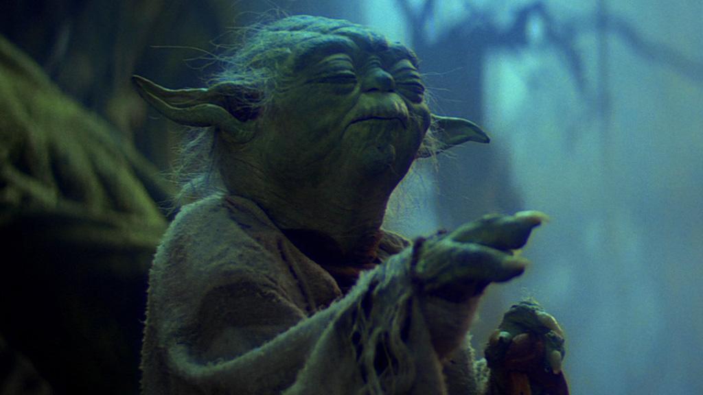 Frame grab from Star Wars -Episode V:  The Empire Strikes Back