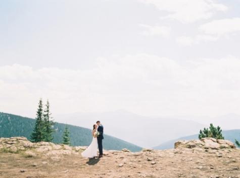 Ryan & Franny | August | Camp Hale | The Styled Soiree | Sara Lynn Photography