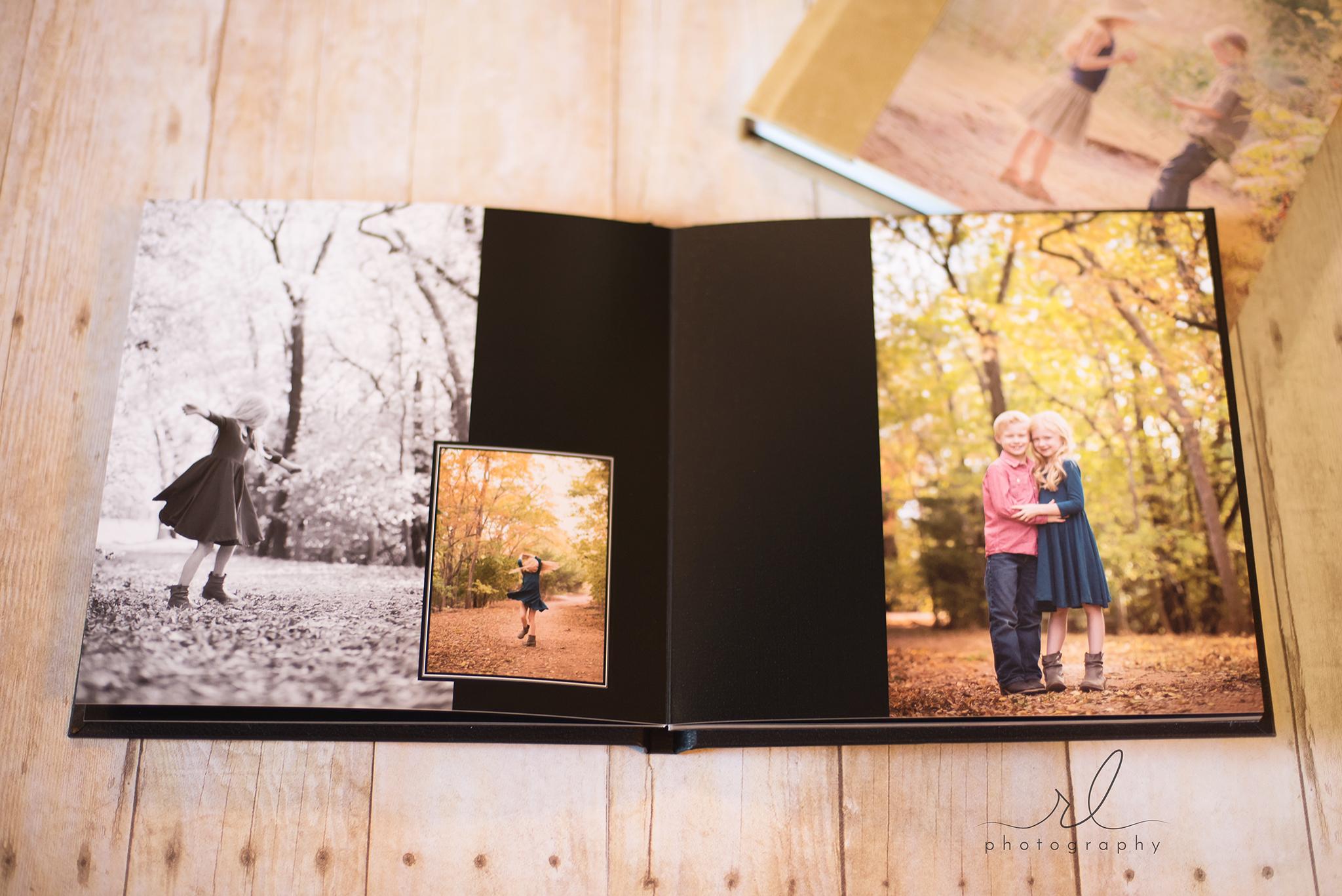 family photography album 3