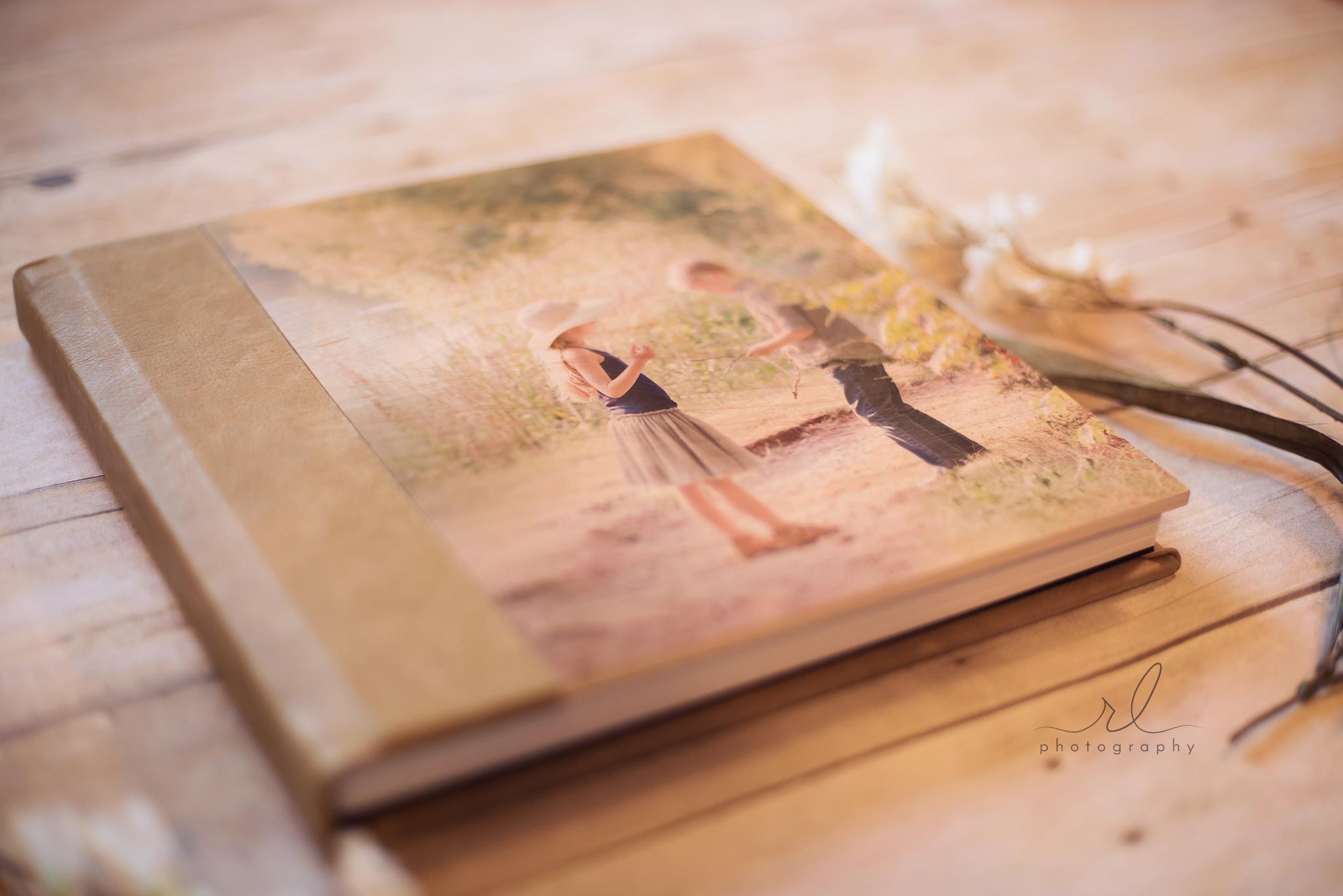 family photography album 1