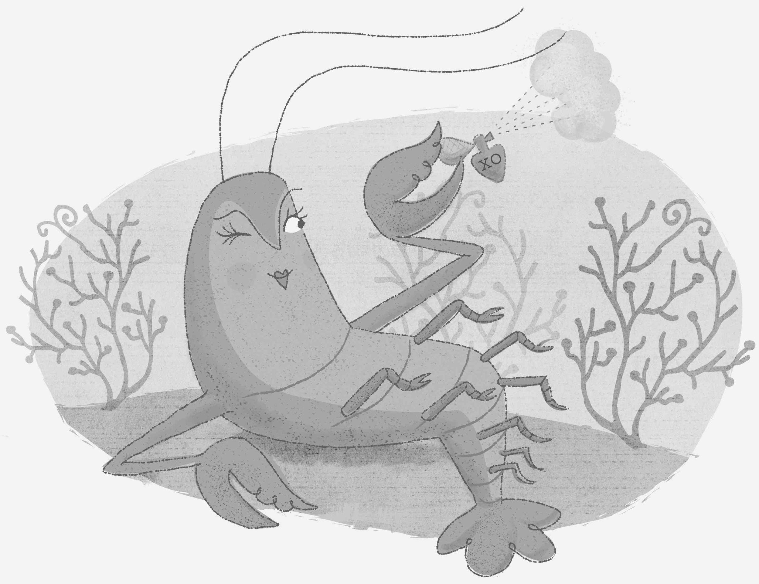 Illustration by Missy Chimovitz. FiftyFootGirl.com
