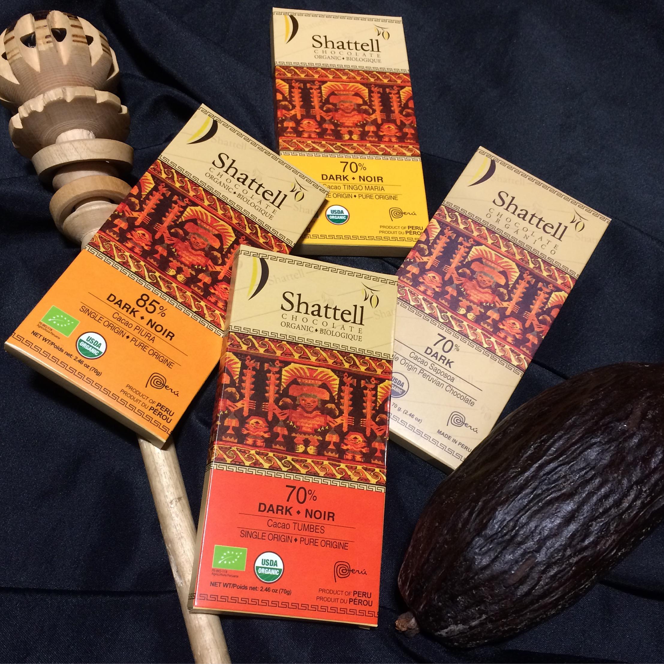 Shattell Chocolate