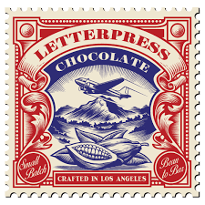 LetterPress Chocolate