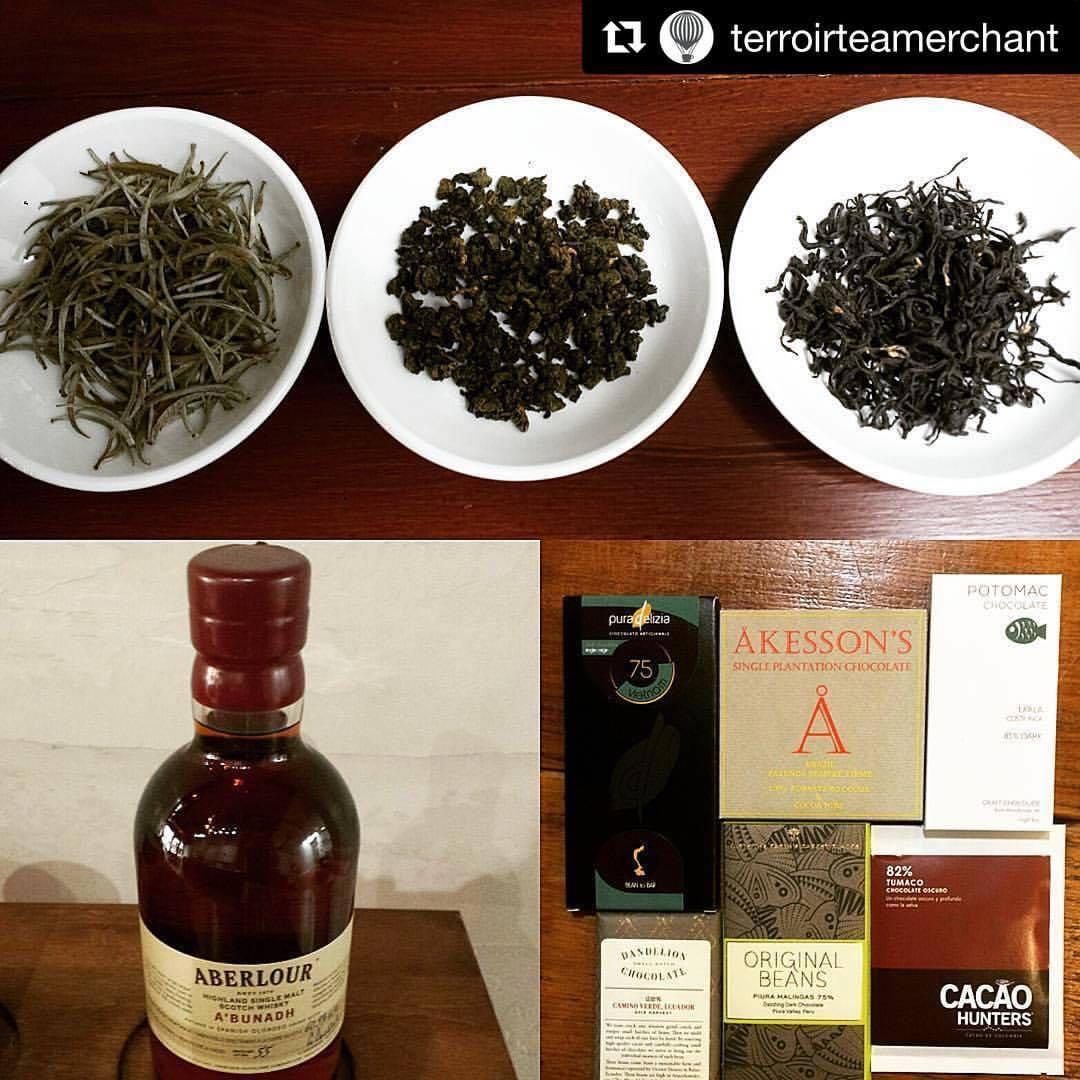 Whisky, Tea, & Chocolate