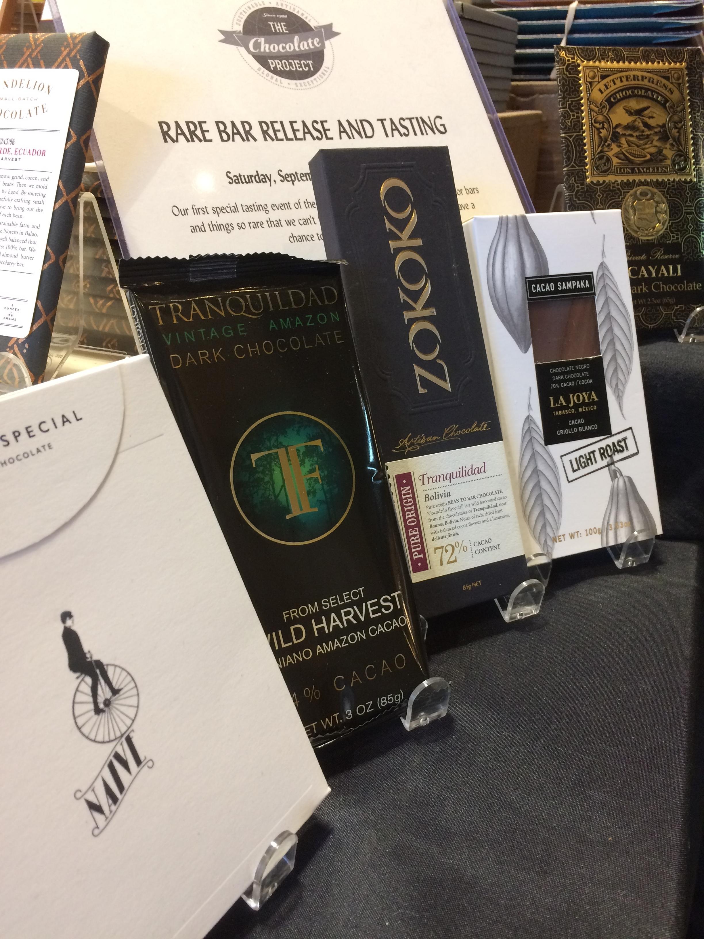 September Rare Bar Release