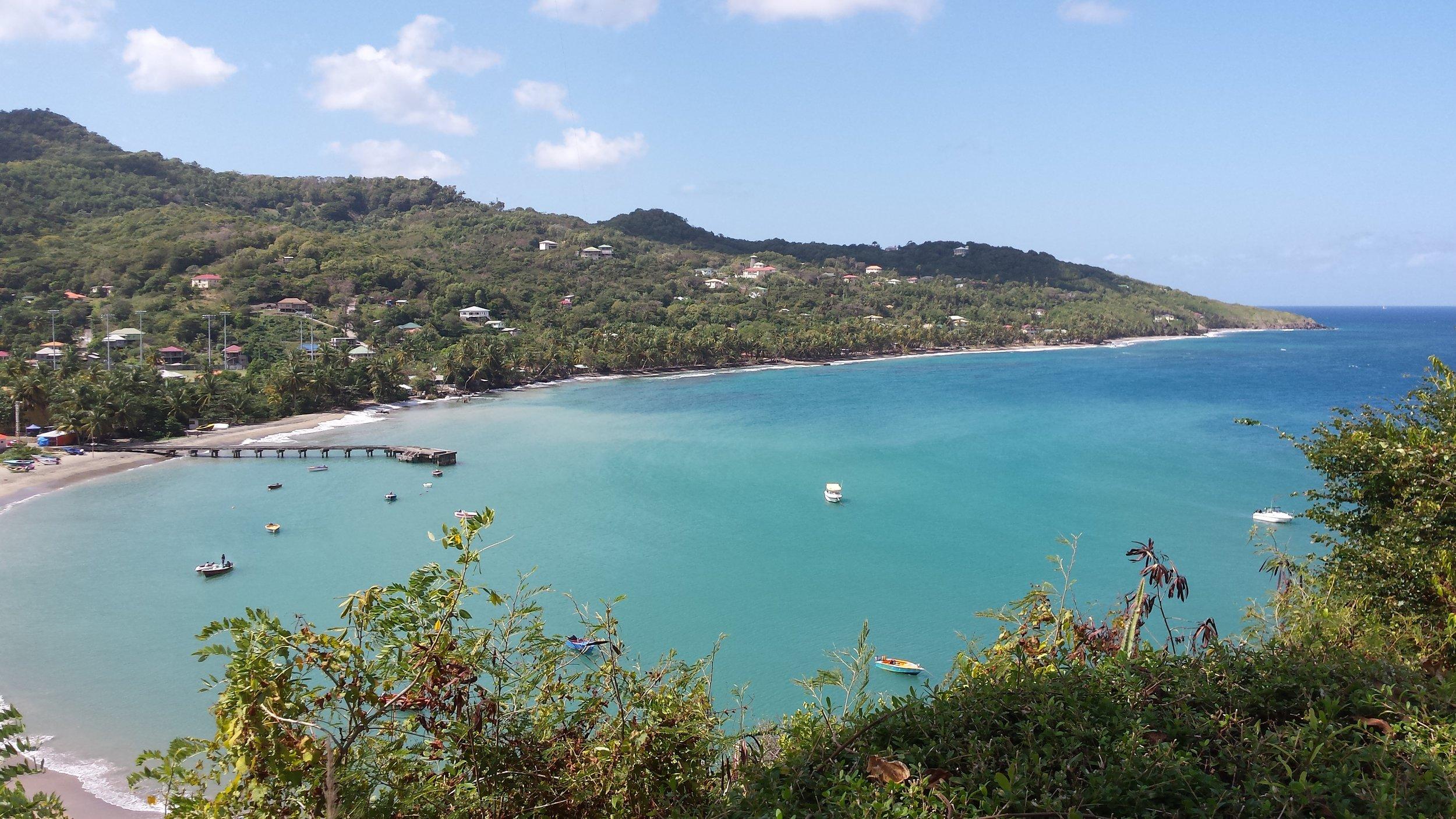 Grenada Bay - January 2019