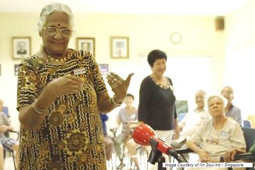 Eldery woman and Soundbeam.jpg
