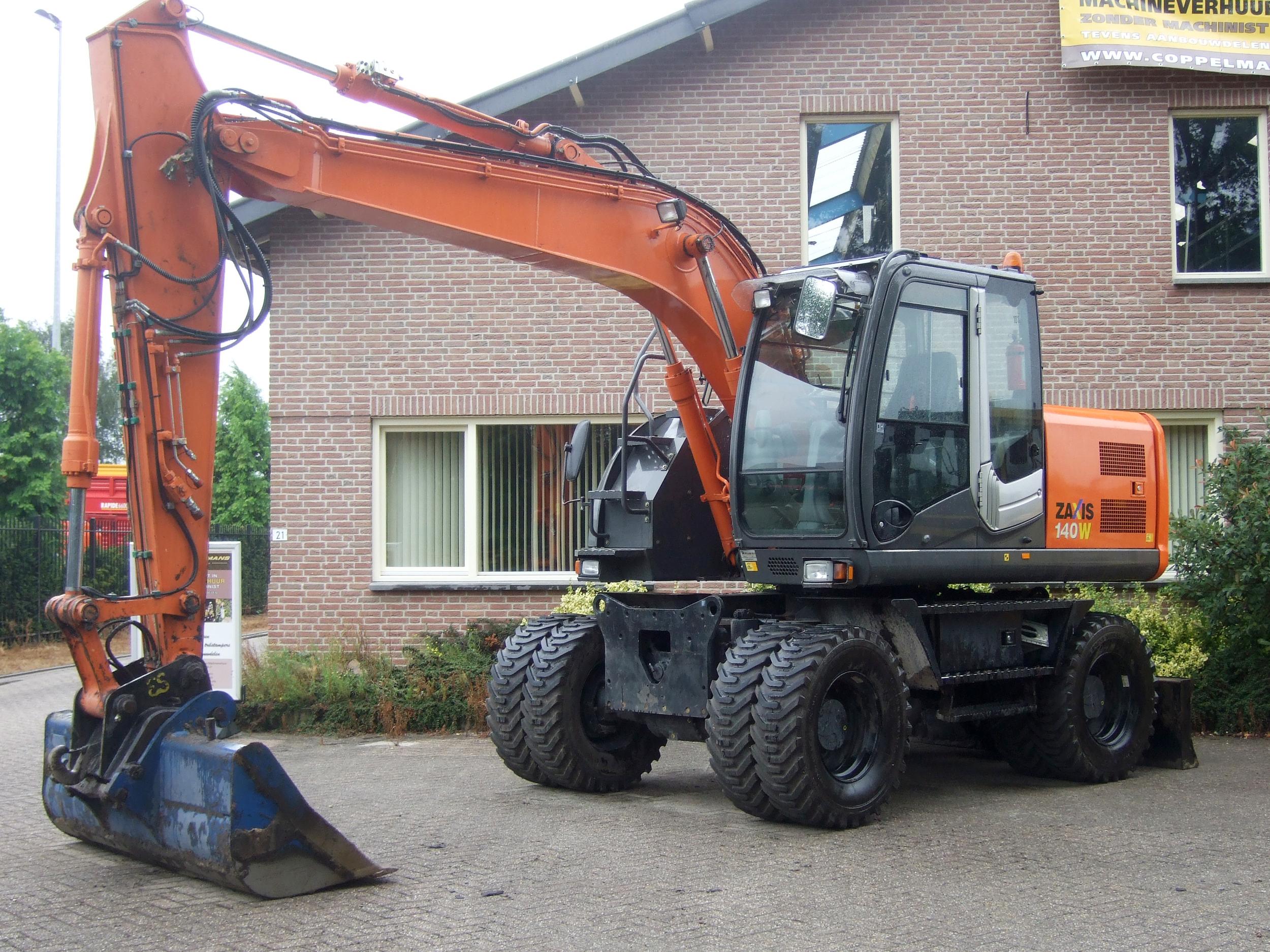 Bekijk onze machines →
