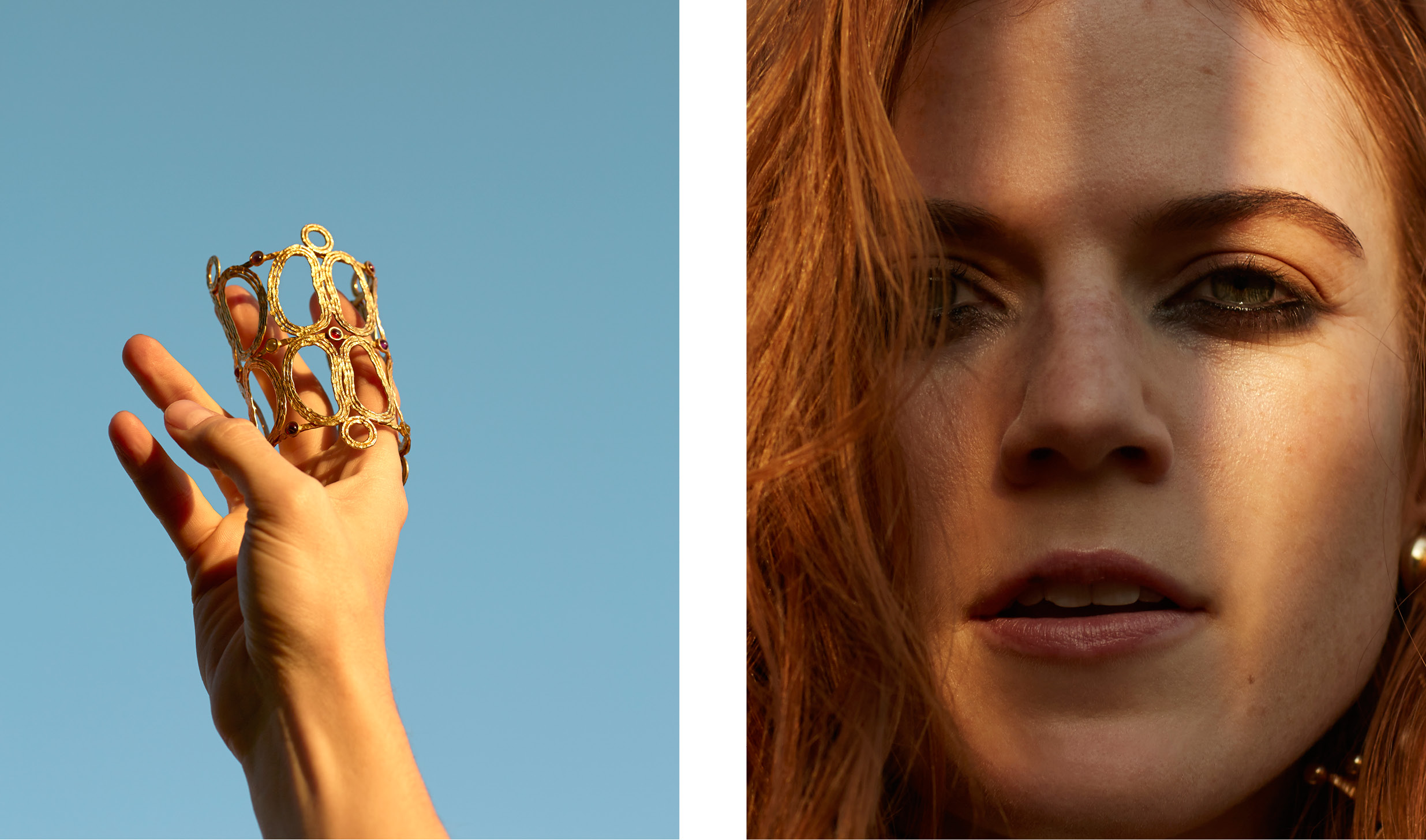 ROSE LESLIE - INSTYLE - ISSUE 178