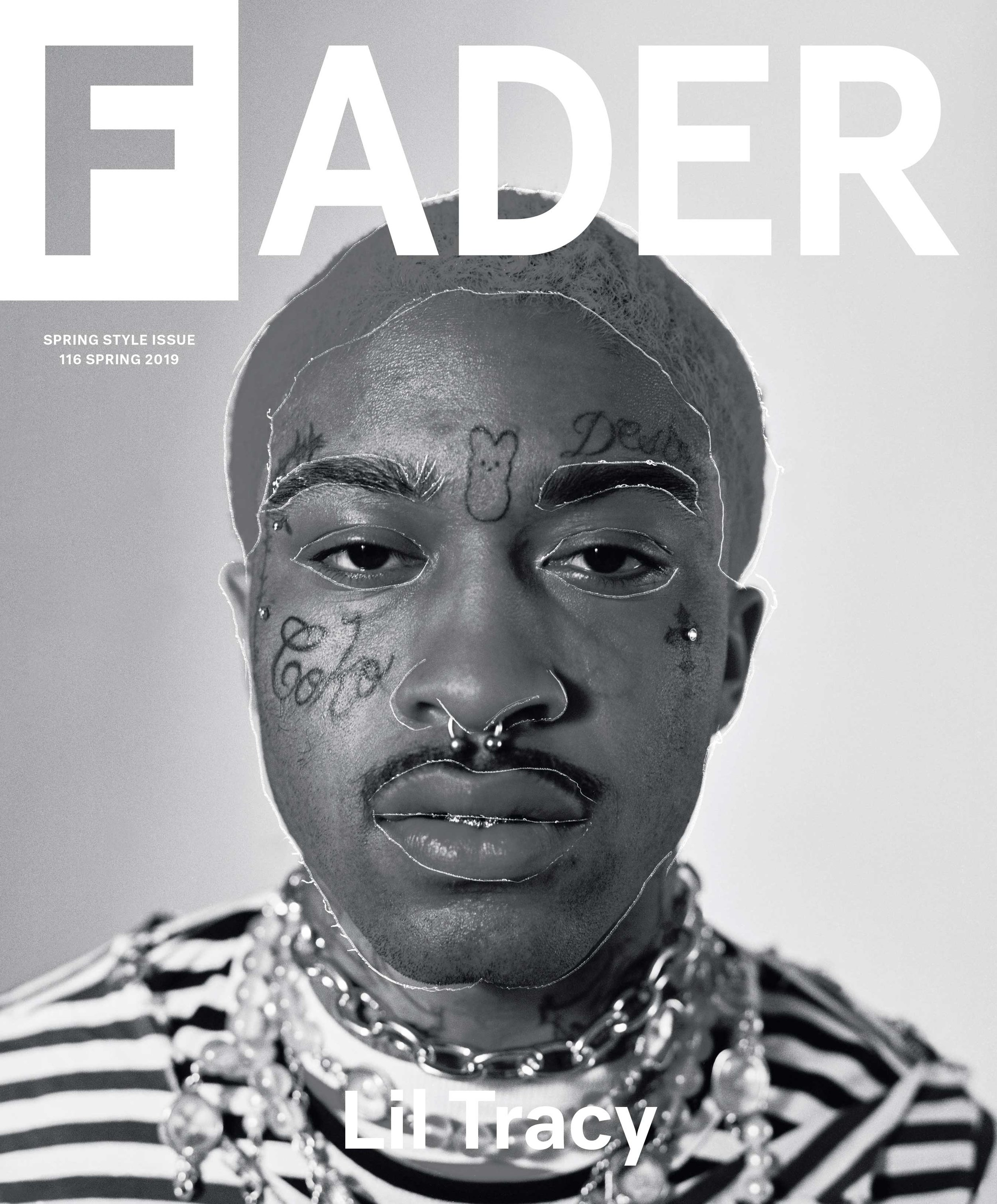 LIL TRACY - FADER - ISSUE 116 - NYC, MARCH 2019