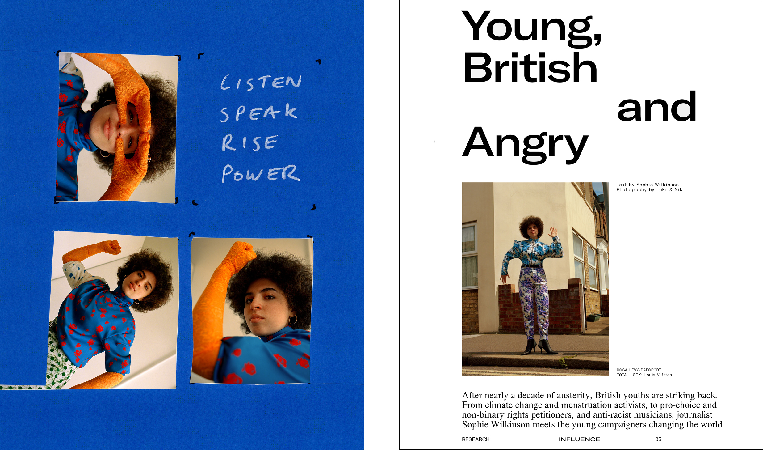 YOUNG BRITISH & ANGRY - SLEEK - ISSUE 62