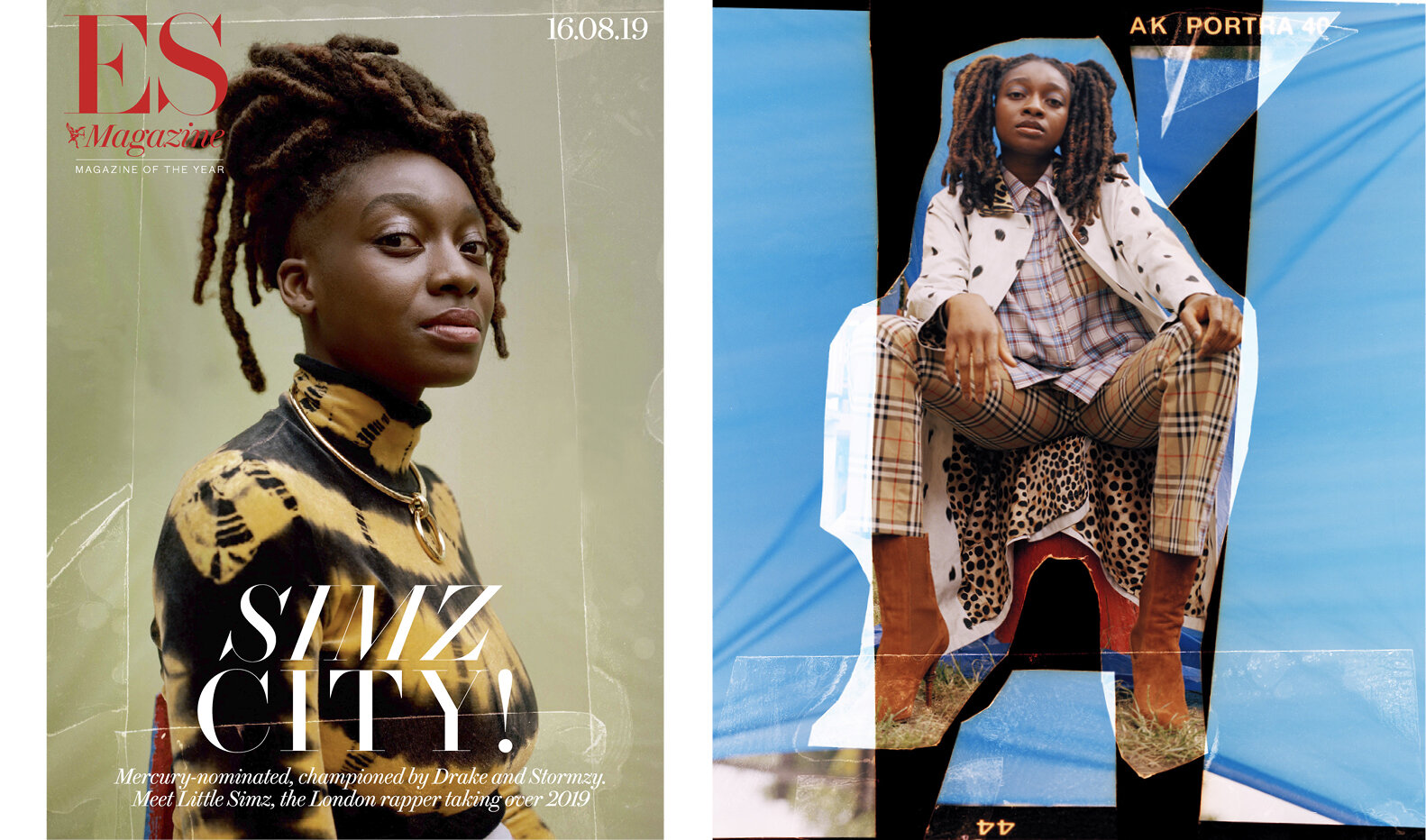 Little Simz - ES Magazine - August 2019