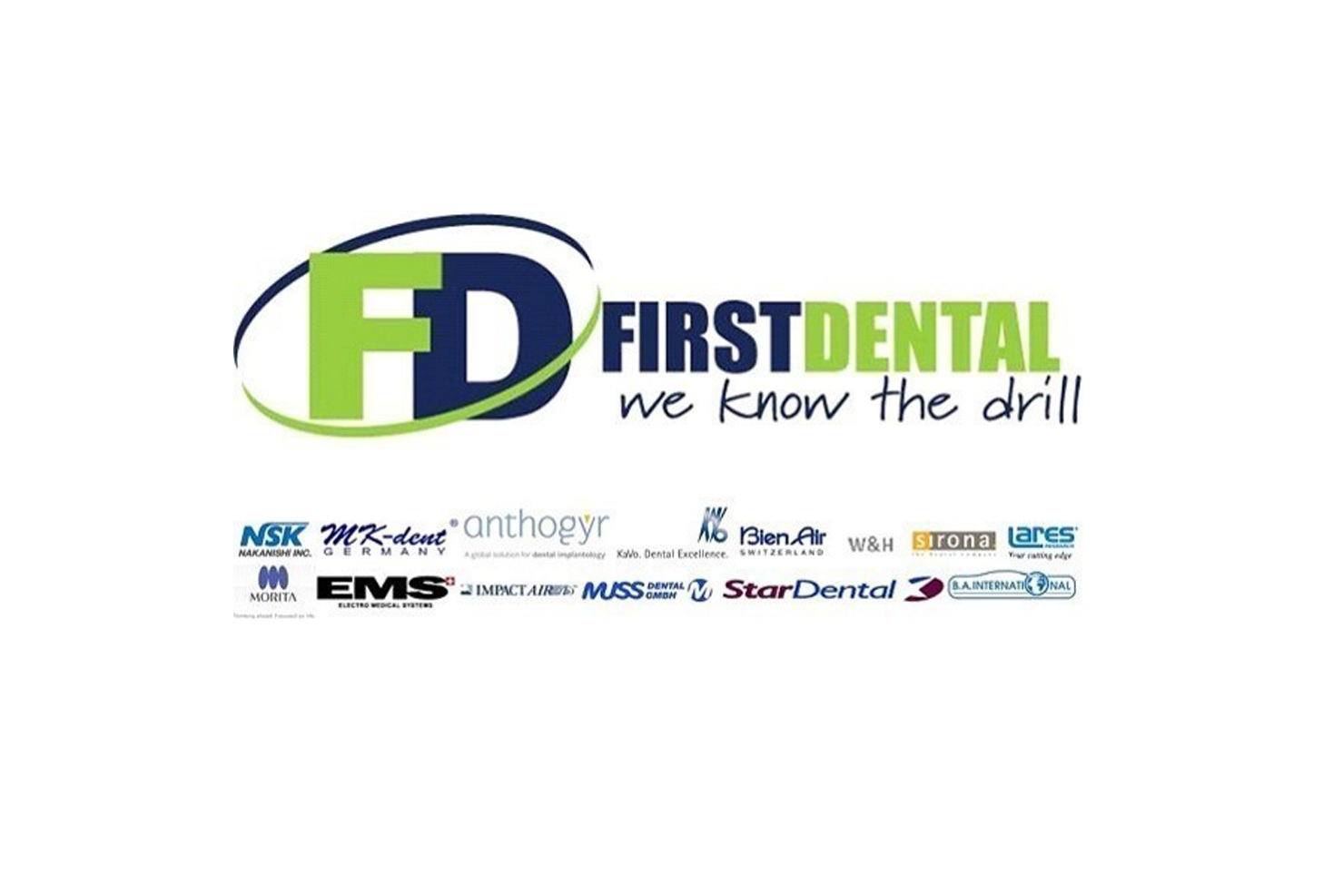 First Dental Handpiece Repairs