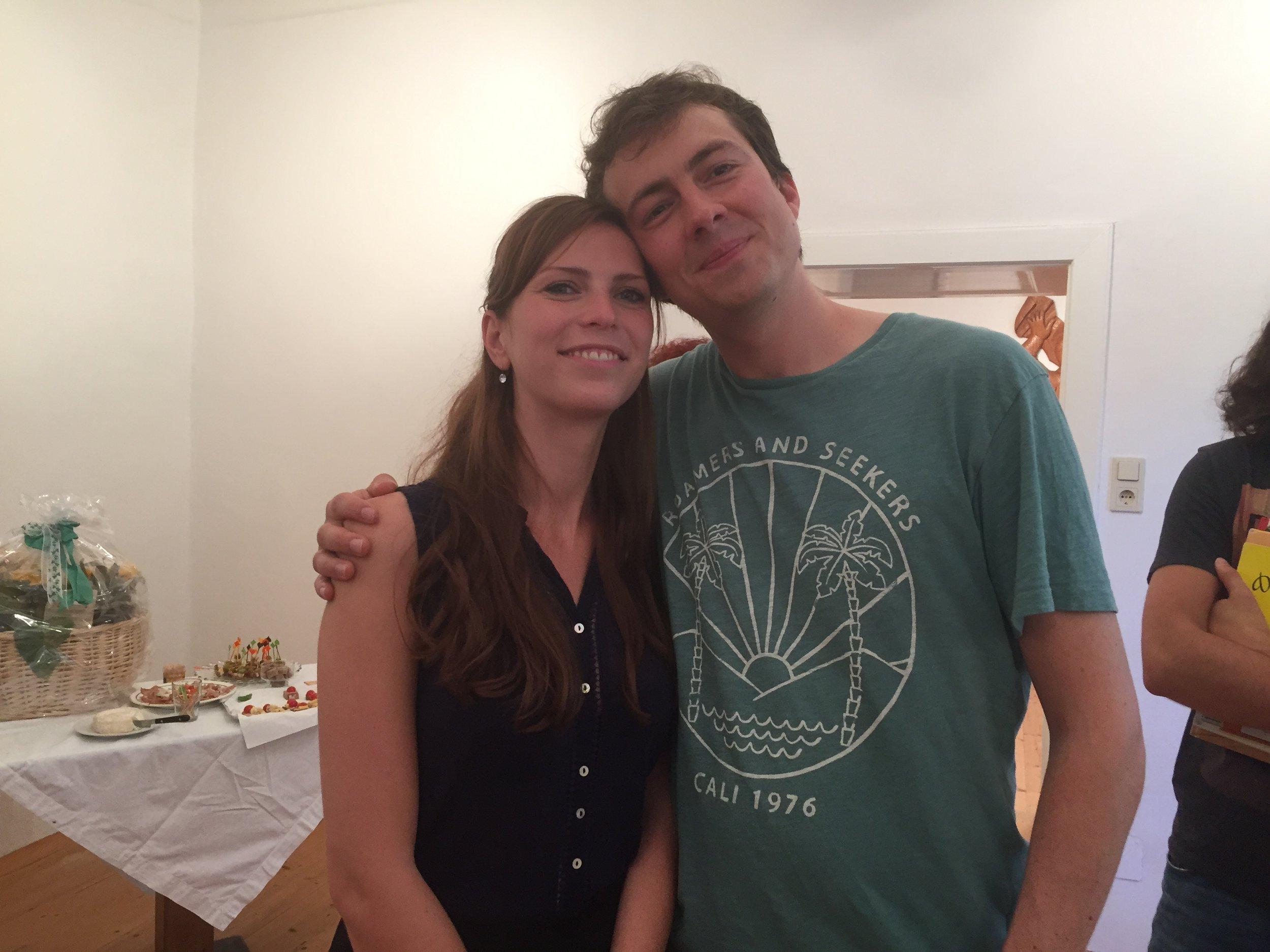 Rebecca Henke & Cornelius Berger