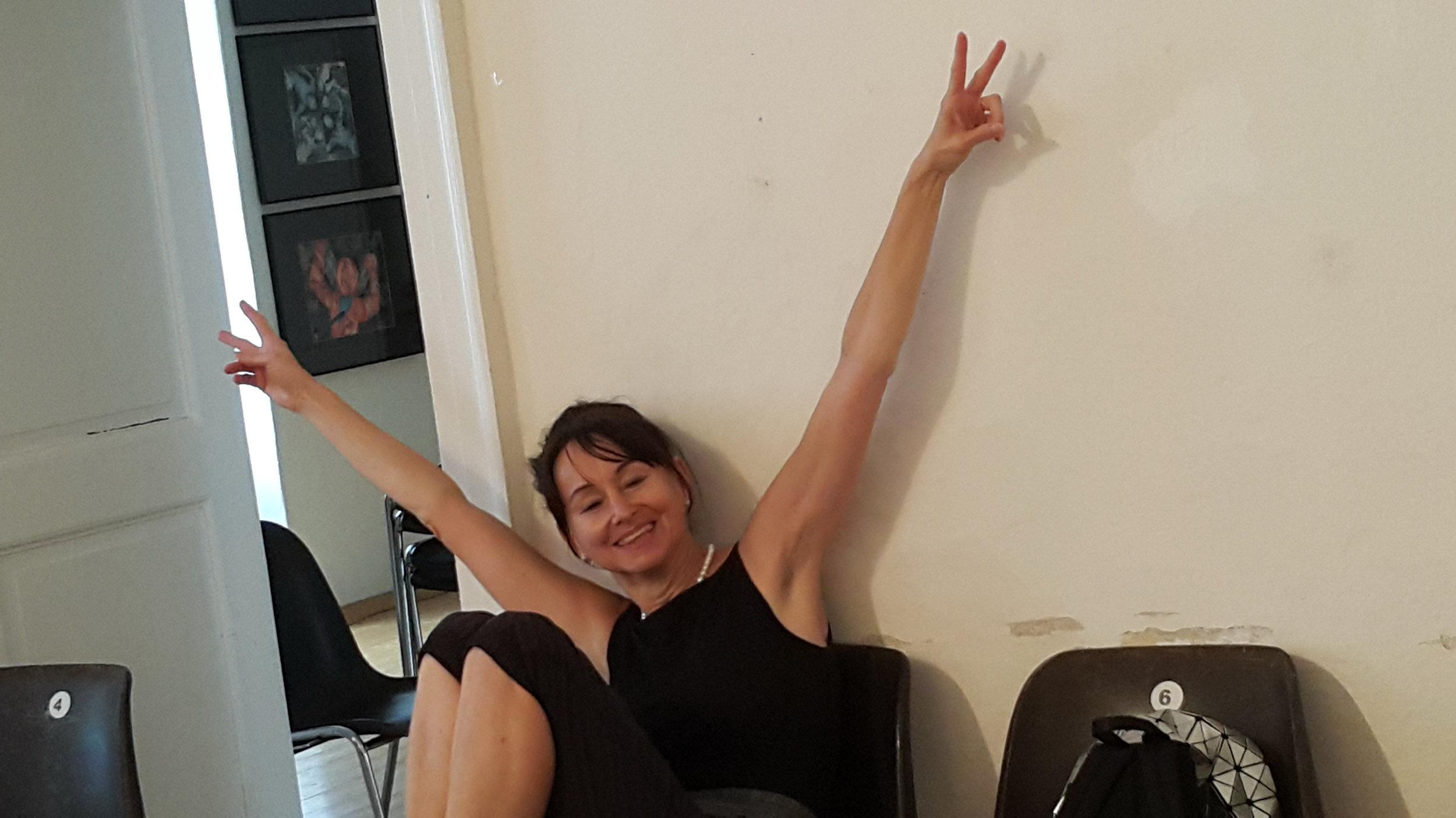 Jazz Class - Ingrid Maria Siebenhütter