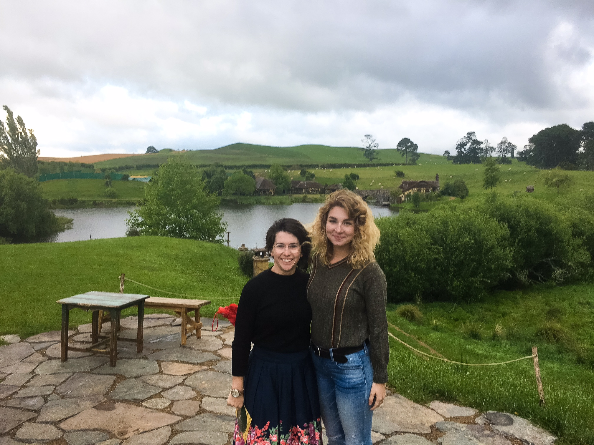I recently had a conference dinner at Hobbiton in New Zealand. Yes, HOBBITON. I am an avid Tolkien fan so this was the best thing that ever happened to me. I think it will be hard to top this one, but do everything you can to be at conference dinners!