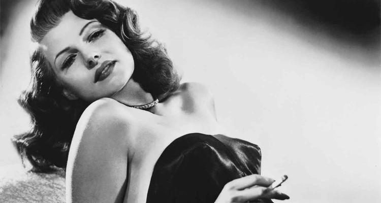 Rita Hayworth (da Gilda, 1946)