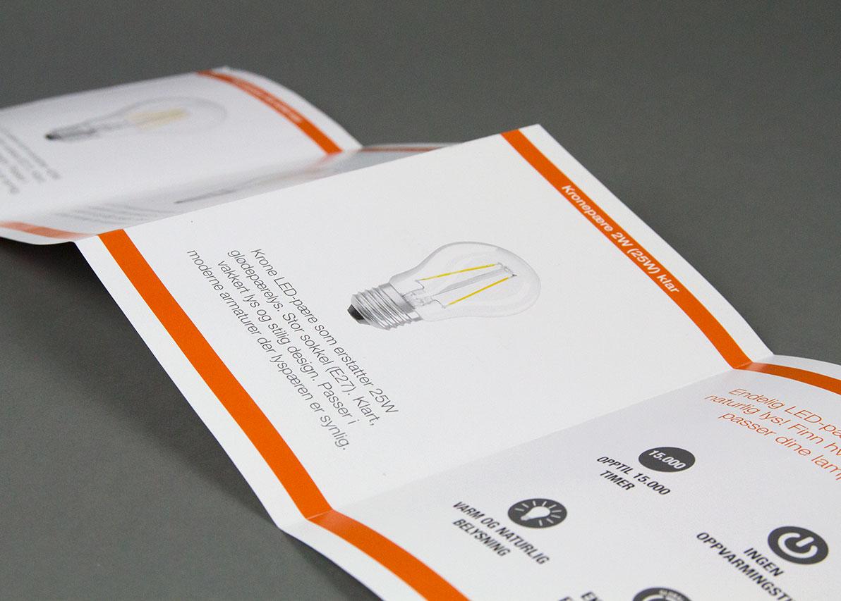 Lampguide i fickformat