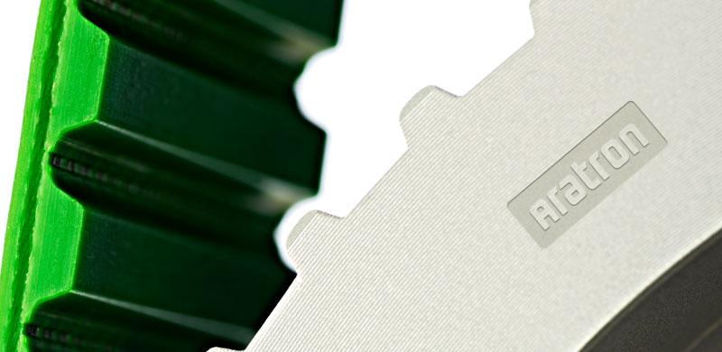 Ny grafisk profil och ett nytt koncept till B2B-kunden Aratron