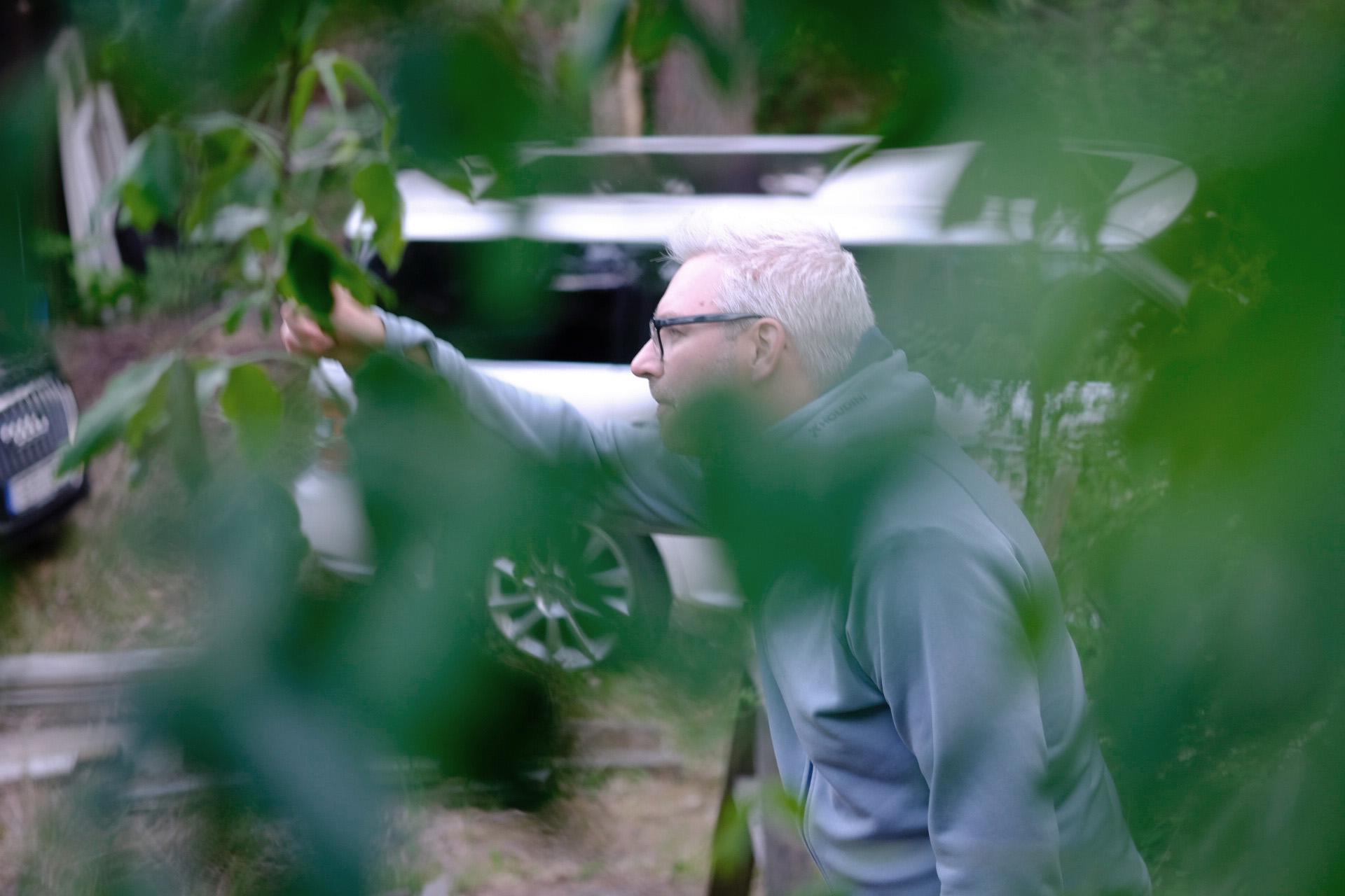 Regissör-Jonas in action