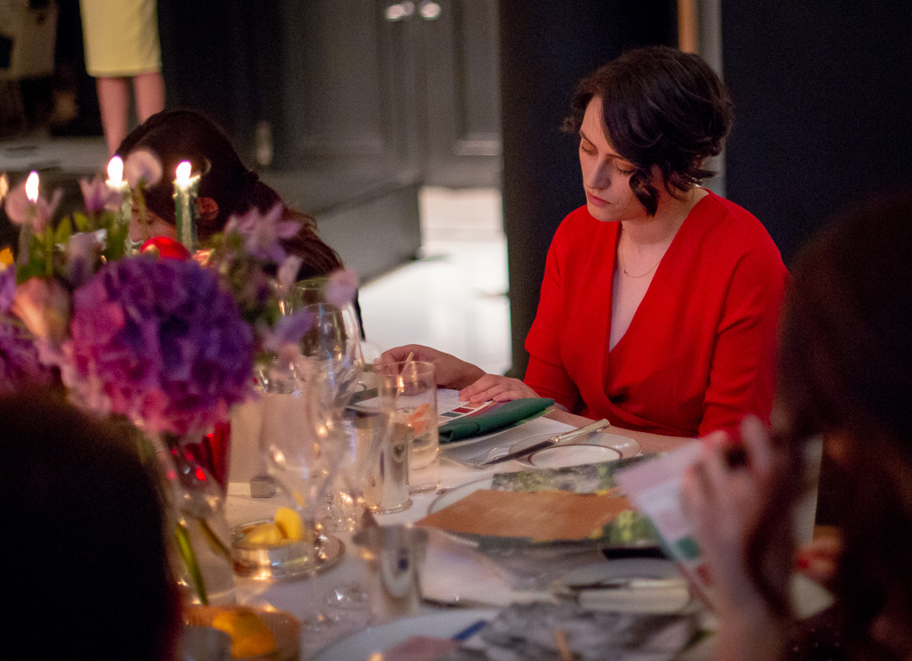 Heaps + Stacks Portfolio - M&S Colour Experts Dinner 4.jpg