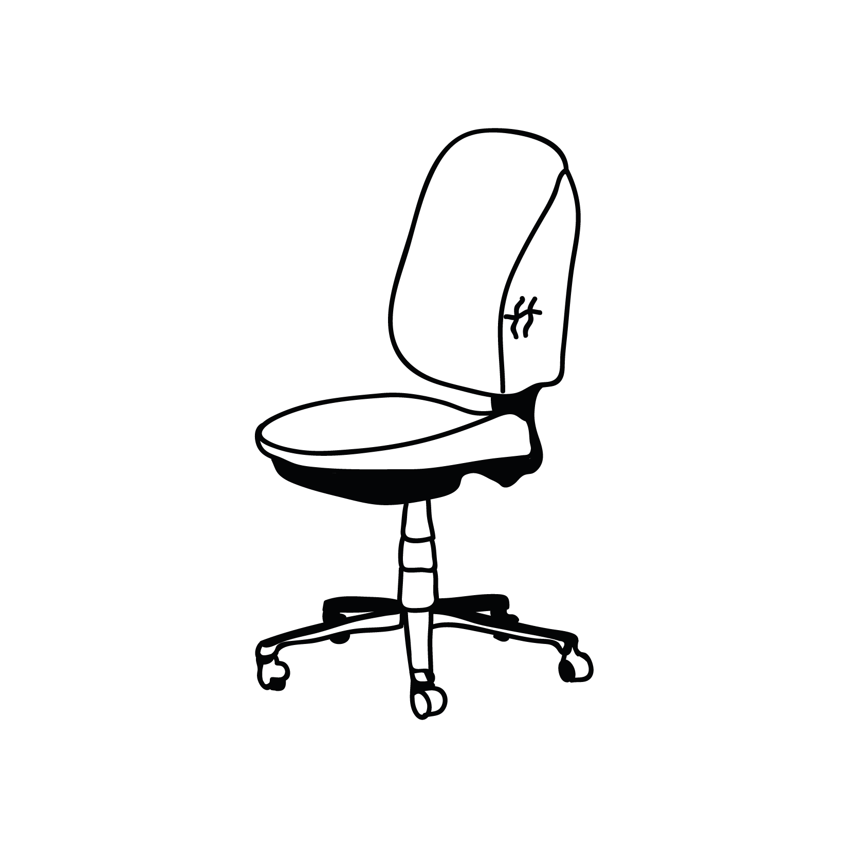 2017 - We got our first swivel chairs and a VERY small office to put them in and what was just simple workshops turned into full scale events peppered with these unusual interactive moments